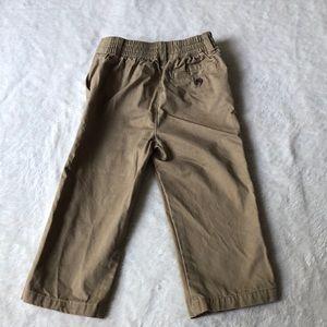 Ralph Lauren Matching Sets - 18 months Ralph Lauren button down shirt & khakis